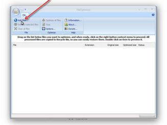 FileOptimizer installieren